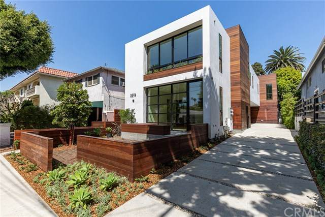 2215 5th Street B, Santa Monica, CA 90405 (#302655167) :: Compass