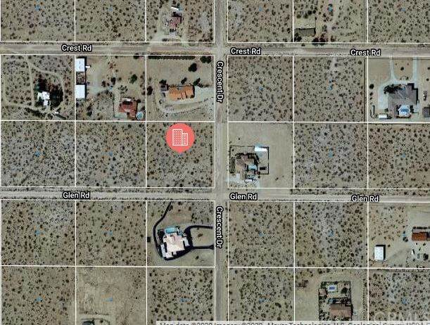 0 Crescent Dr, California City, CA 93505 (#302657558) :: COMPASS