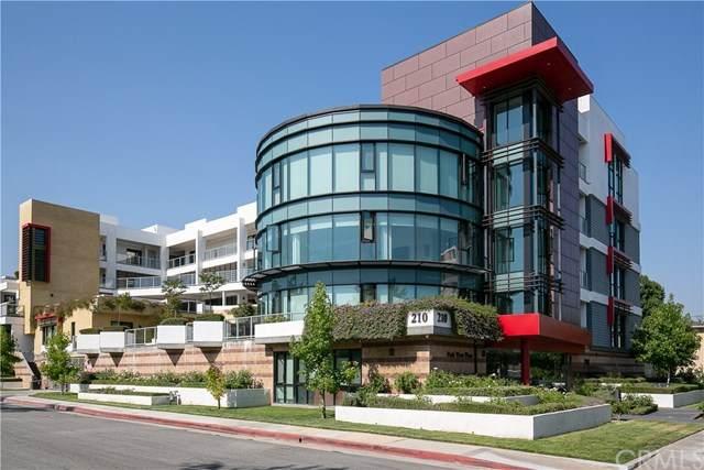 210 N Monterey Street #208, Alhambra, CA 91801 (#302663712) :: COMPASS