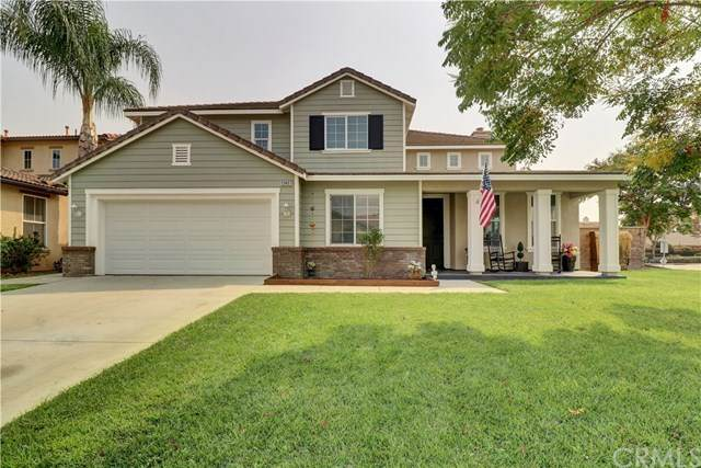 13497 Beaver Creek Drive, Eastvale, CA 92880 (#302672405) :: COMPASS
