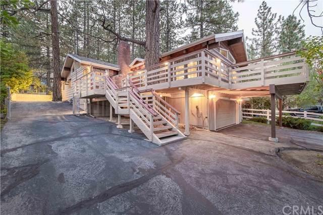 520 Cienega Road, Big Bear, CA 92315 (#302672419) :: Compass