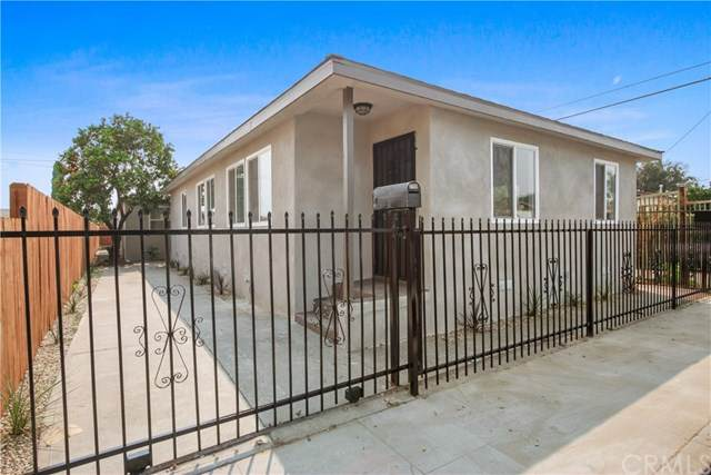 2160 E 107th Street, Los Angeles, CA 90002 (#302672777) :: Farland Realty