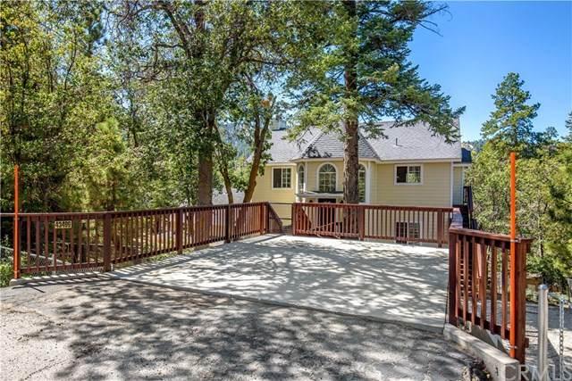 43499 Ridge Crest Drive, Big Bear, CA 92315 (#302673138) :: Compass