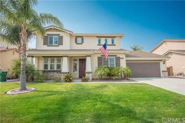 6533 Peach Blossom Street, Eastvale, CA 92880 (#302673152) :: Compass