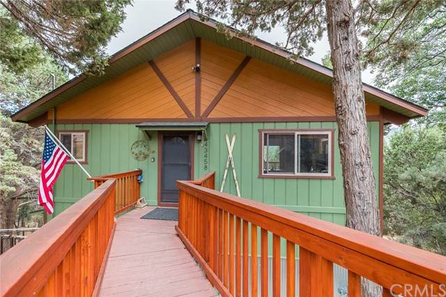 43458 Sheephorn Road, Big Bear, CA 92315 (#302673211) :: Compass