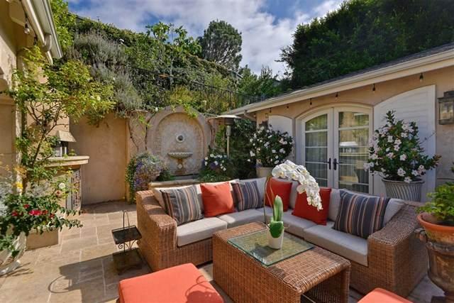 7847 Lookout Drive, La Jolla, CA 92037 (#302674412) :: Dannecker & Associates