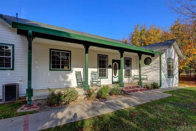 22076 Gilmore Ranch Rd, Red Bluff, CA 96080 (#302674452) :: SD Luxe Group