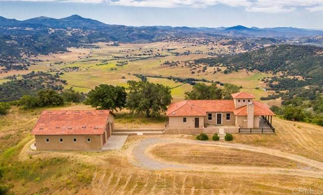 22801 Crescent Heights Road, Santa Ysabel, CA 92070 (#302674488) :: San Diego Area Homes for Sale