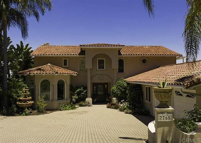 7765 Via Capri, La Jolla, CA 92037 (#302675036) :: Dannecker & Associates