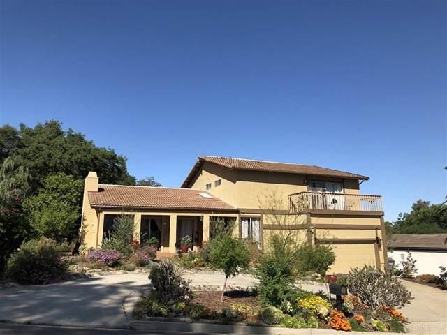 11033 E Meadow Glen Way, Escondido, CA 92026 (#302675352) :: SD Luxe Group