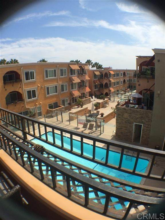 860 Turquoise St #326, San Diego, CA 92109 (#302675863) :: SD Luxe Group
