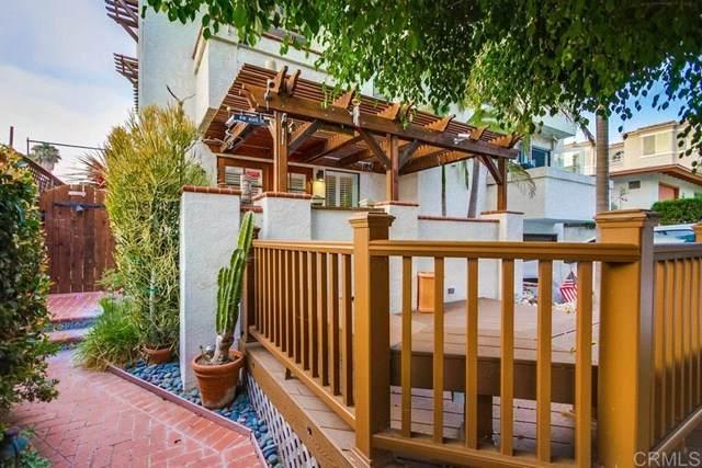 830 Agate Street, San Diego, CA 92109 (#302676007) :: Dannecker & Associates