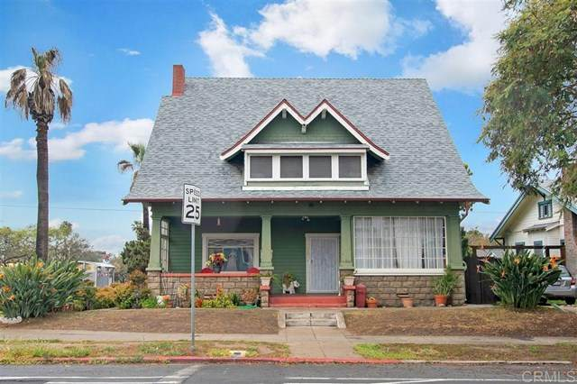 1504 Fern Street, San Diego, CA 92102 (#200042186) :: Dannecker & Associates