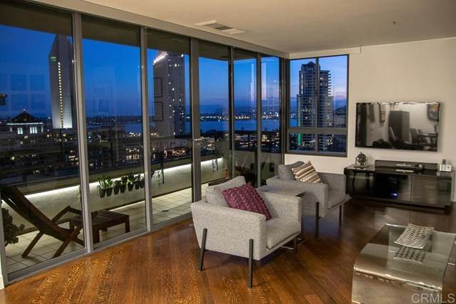 700 Front St #1204, San Diego, CA 92101 (#302676972) :: SD Luxe Group