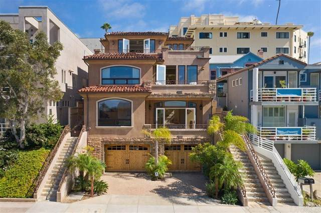 945 Coast Blvd S, La Jolla, CA 92037 (#302677142) :: Yarbrough Group