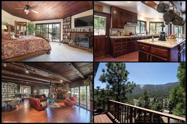 1194 Rivera Dr, Wrightwood, CA 92397 (#302678037) :: SD Luxe Group