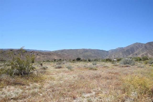 0 Verbena Drive Lot 99, Borrego Springs, CA 92004 (#302678403) :: Solis Team Real Estate