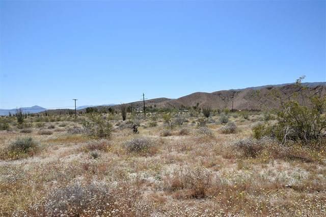 0 Verbena Drive Lot 100, Borrego Springs, CA 92004 (#302678413) :: Solis Team Real Estate