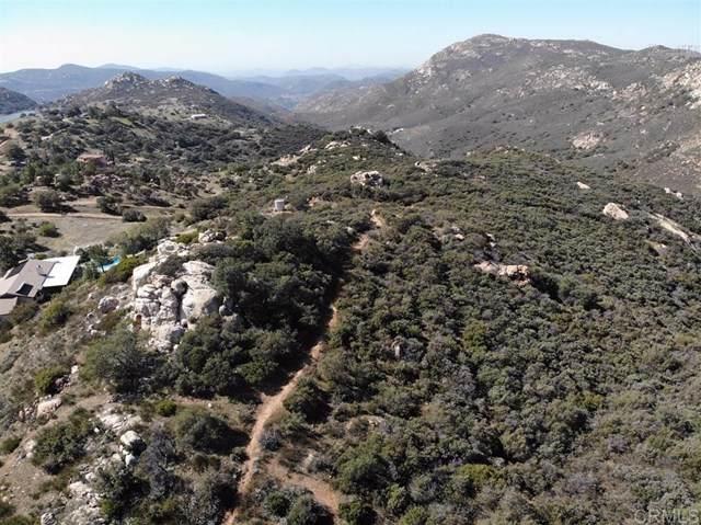 0 Japatul Highlands, Alpine, CA 91901 (#302678589) :: Tony J. Molina Real Estate