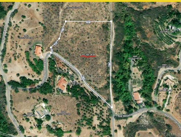 0 Willlow Glen Road, Fallbrook, CA 92028 (#302678671) :: Compass