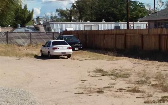 Wilson, Ridgecrest, CA 93555 (#302678883) :: Wannebo Real Estate Group