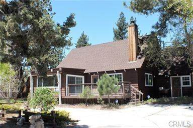 1033 W North Shore Drive, Big Bear, CA 92314 (#302871518) :: COMPASS