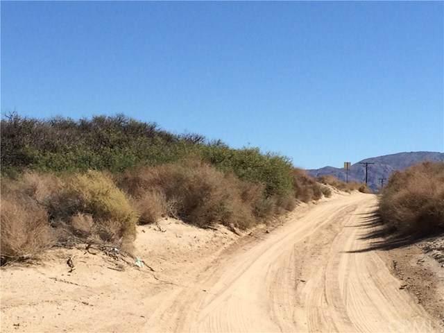 0 Mesquite Springs, 29 Palms, CA 92277 (#302874310) :: COMPASS