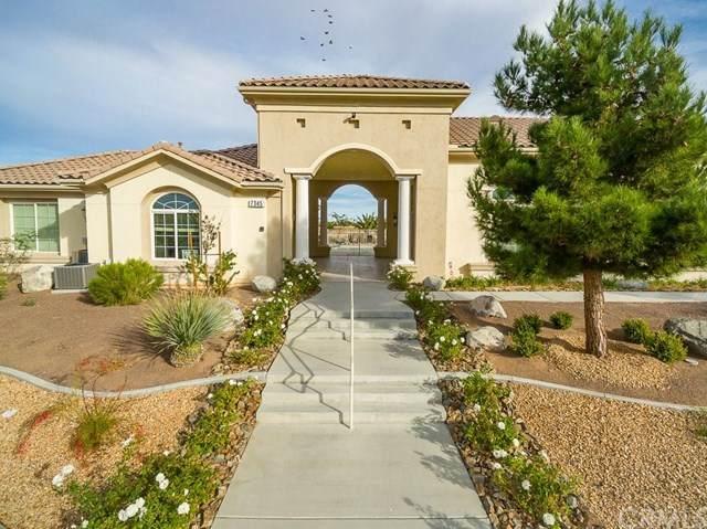 56613 Desert Vista Circle, Yucca Valley, CA 92284 (#302874431) :: COMPASS