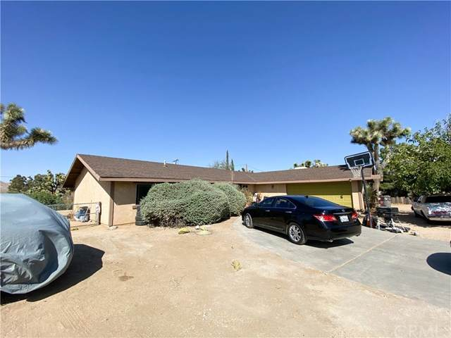 56634 Mountain View Trail, Yucca Valley, CA 92284 (#302874754) :: COMPASS
