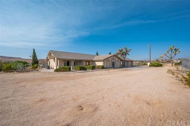 58228 Buena Vista Drive, Yucca Valley, CA 92284 (#302874932) :: COMPASS