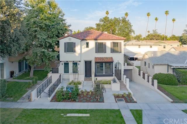 118 N Allen Avenue #2, Pasadena, CA 91106 (#302876855) :: Dannecker & Associates