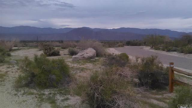 Hoberg Rd, Borrego Springs, CA 92004 (#NDP2000601) :: Wannebo Real Estate Group
