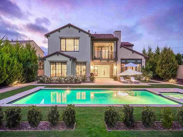 3811 Rancho La Bella, Carmel Valley, CA 92130 (#302883416) :: Neuman & Neuman Real Estate Inc.