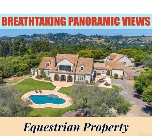 8 Rolling View Lane, Fallbrook, CA 92028 (#302943378) :: SD Luxe Group