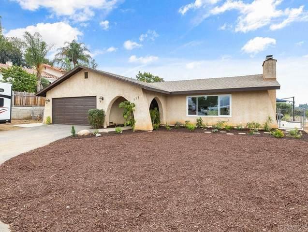 111 Encanto Drive, Escondido, CA 92027 (#302943865) :: Keller Williams - Triolo Realty Group