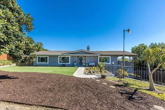 1146 Mcdonald Road, Fallbrook, CA 92028 (#302943964) :: Zember Realty Group