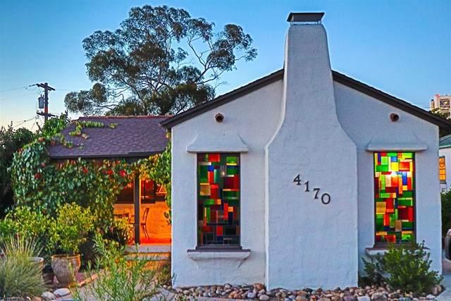 4170 Albatross Drive, Mission Hills (San Diego), CA 92103 (#302944194) :: Team Sage
