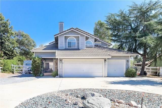 16113 Spangler Peak Road, Ramona, CA 92065 (#302944214) :: Team Sage