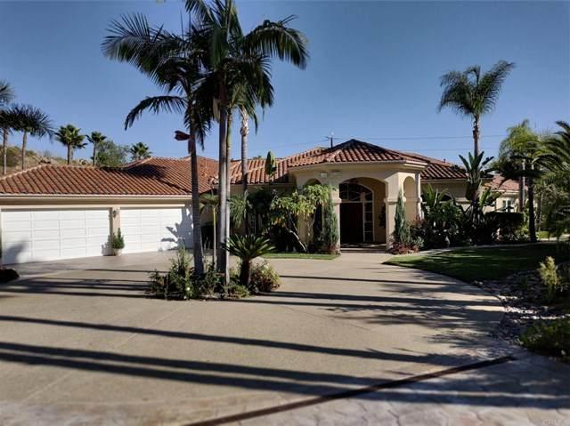 7301 Vista Rancho Ct, Rancho Santa Fe, CA 92067 (#302944821) :: Dannecker & Associates