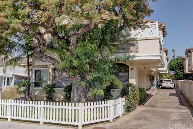 2111 Mathews Avenue B, Redondo Beach, CA 90278 (#302945586) :: The Stein Group