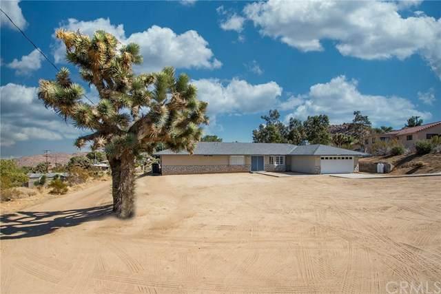 7837 Sunny Vista Road, Joshua Tree, CA 92252 (#302945892) :: Keller Williams - Triolo Realty Group