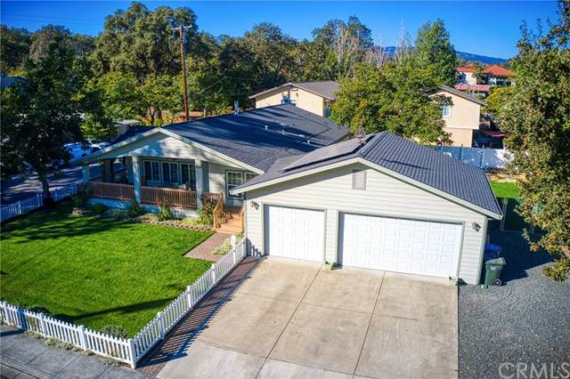 624 10th Street, Lakeport, CA 95453 (#302946845) :: The Stein Group