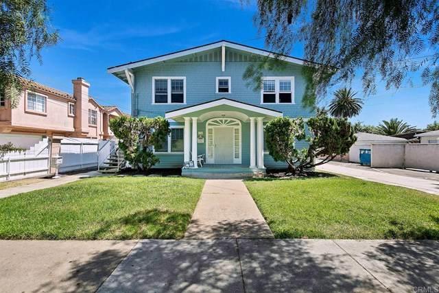 370 G Street, Chula Vista, CA 91910 (#302946907) :: Cay, Carly & Patrick | Keller Williams