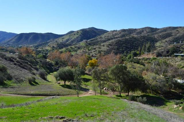 0 Harbison Canyon Road, El Cajon, CA 92019 (#302947966) :: Team Forss Realty Group