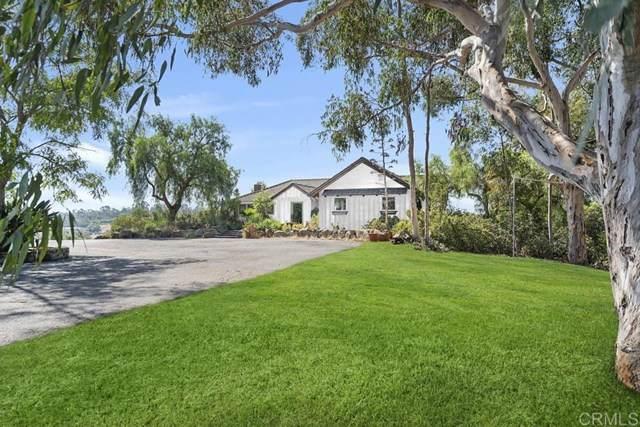 7039 El Camino Del Norte, Rancho Santa Fe, CA 92067 (#302948419) :: Compass