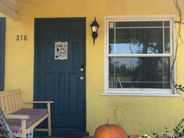 218 S Orange Avenue, Fallbrook, CA 92028 (#302948441) :: Solis Team Real Estate