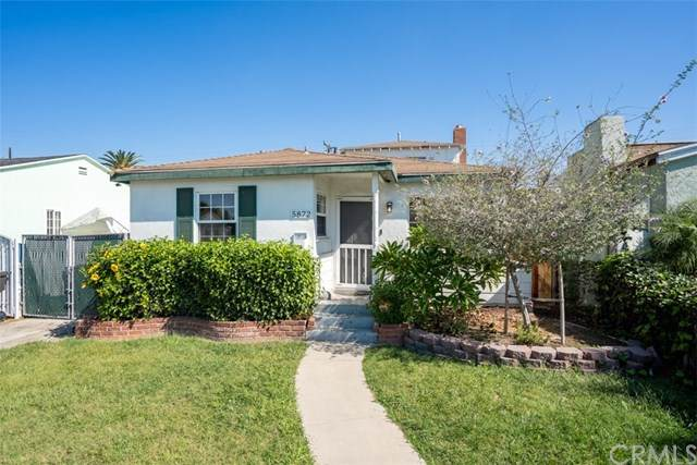 5872 Gaviota Avenue, Long Beach, CA 90805 (#302948468) :: Team Sage
