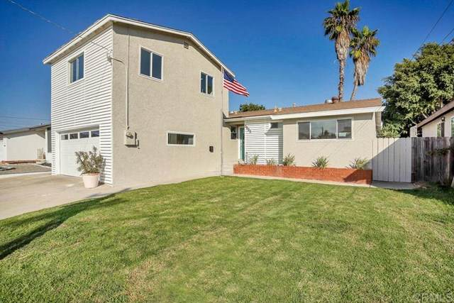 3825 Ben Street, San Diego, CA 92111 (#302948588) :: The Legacy Real Estate Team