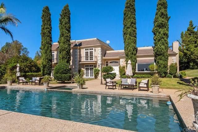 17104 Camino Acampo, Rancho Santa Fe, CA 92067 (#302948590) :: SD Luxe Group