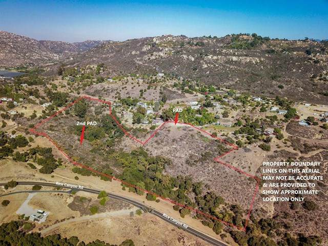 0 Rice Canyon, Fallbrook, CA 92028 (#302949198) :: Solis Team Real Estate